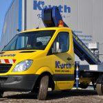 Kurth Autokrane Fotogalerie Arbeitsbühnen – Mit Sicherheit hoch hinaus!