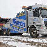 Kurth Autokrane Fotogalerie Bergedienst – Für jede Lage gerüstet!