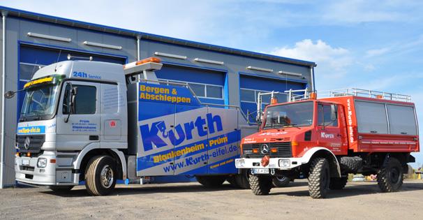 Wir übernehmen Aufträge rund ums Abschleppen und Bergen von Nutzfahrzeugen und PKW in der Eifel und im Rheinland. Bei Pannen und Unfällen sind unsere Fahrzeuge sind in den Kreisen Euskirchen, Daun, Bitburg und Prüm im Einsatz.