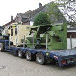 Kurth Autokrane Fotogalerie Schwertransporte / Spezialtransporte: Unsere Komplettlösung für das Überdimensionale!