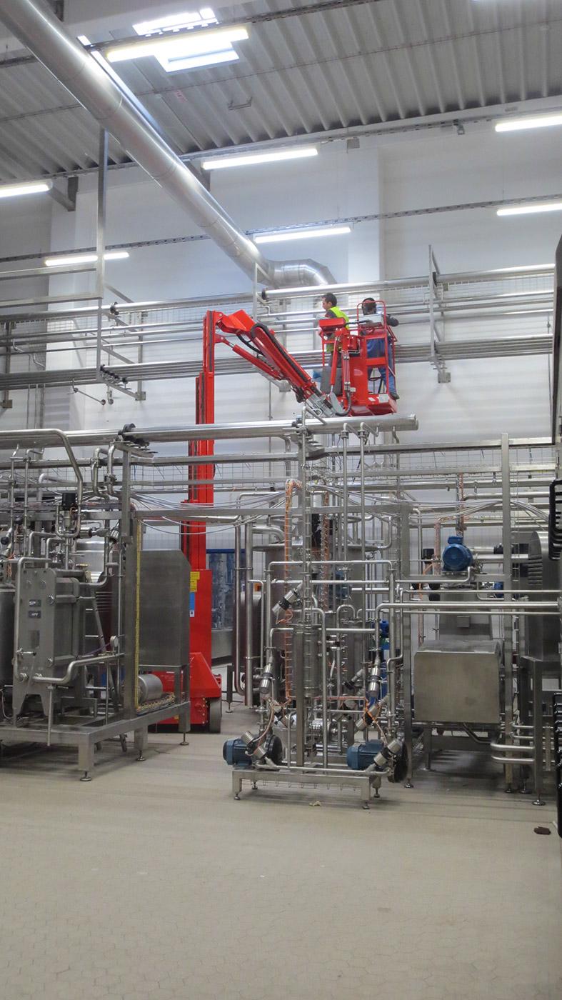 Kurth Autokrane Arbeitsbühnen – HEMATEC Industry K-1205