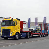 Kurth Autokrane GmbH & Co. KG VOLVO FH 500