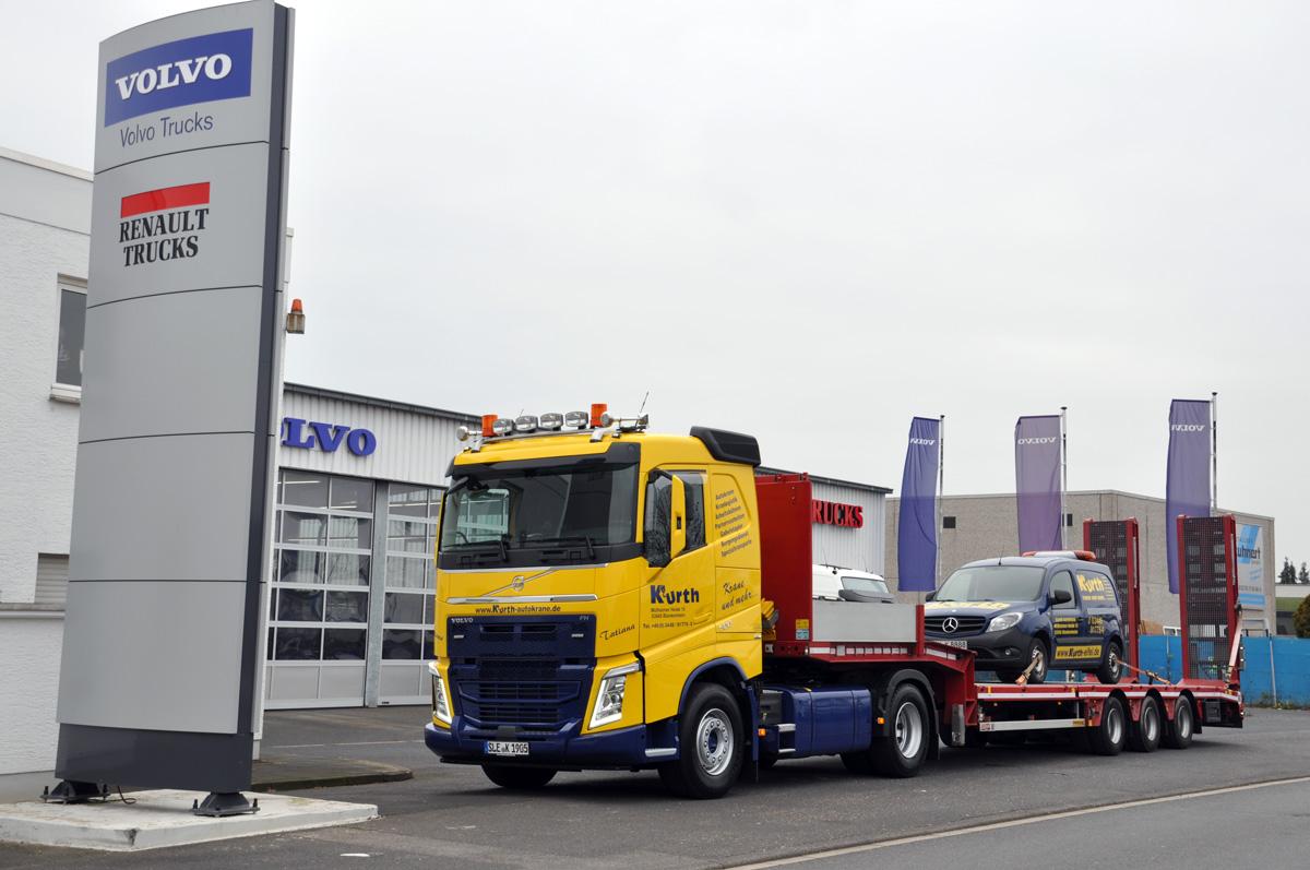 Kurth Autokrane GmbH & Co. KGVOLVO FH 500