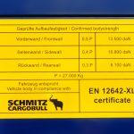 Schmitz Cargobull Sattelcurtainsider Universal – Kurth Autokrane GmbH & Co. KG