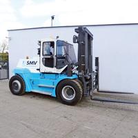 Kurth Autokrane GmbH & Co. KG – Gabelstapler GST120D