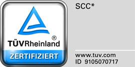 Kurth Autokrane GmbH & Co. KG – SCC*-Zertifizierung