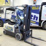 Kurth Autokrane GmbH & Co. KG – GabelstaplerCrown SCF 6060-2.0