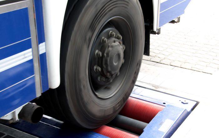Neuer Bremsenprüfstand bei Kurth Autokrane – ab sofort einsatzbereit!