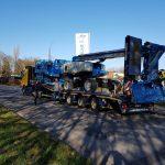 Kurth Autokrane GmbH & Co. KG | Arbeitsbühnen Spezialtransporte